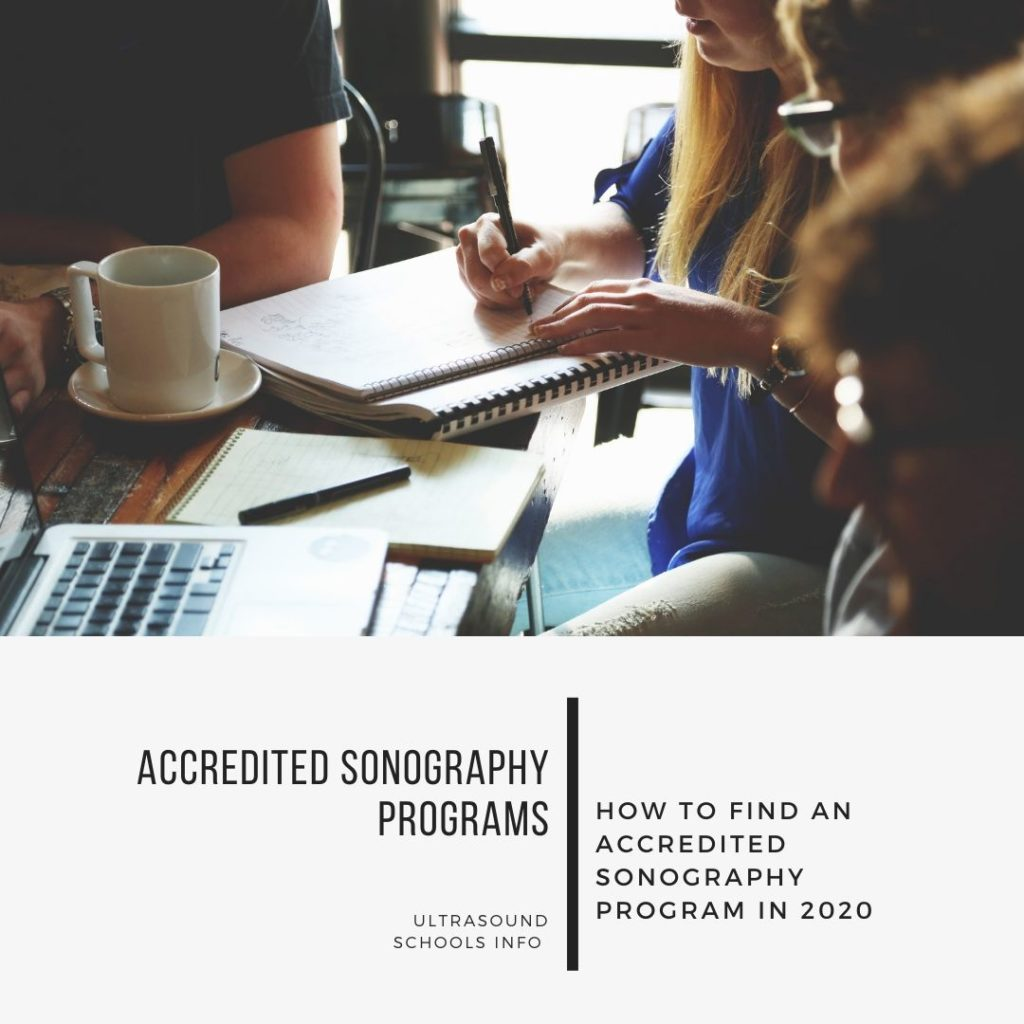 Accredited Sonography Programs